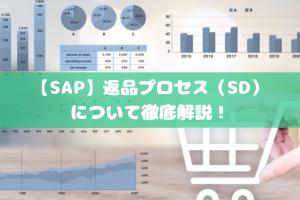 【SAP】返品プロセス(SD)について徹底解説!